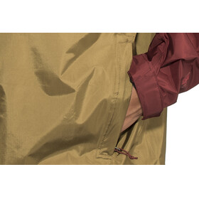 Patagonia Torrentshell - Chaqueta Hombre - rojo